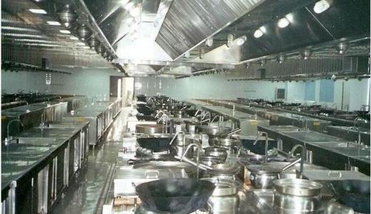 新时代新经济 酒店厨房设备行业发展要打通