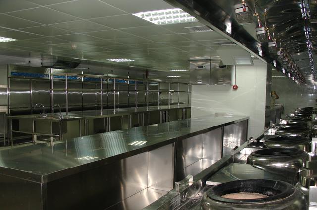如何做好商用厨房设计与中央厨房工程