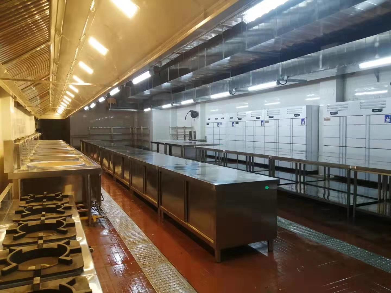 永泉嘉业厨房设备在众多重庆厨具餐饮厨房设